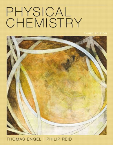 Physical Chemistry  3rd 2013 (Revised) 9780321812001 Front Cover
