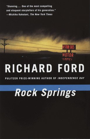 Rock Springs  N/A 9780394757001 Front Cover