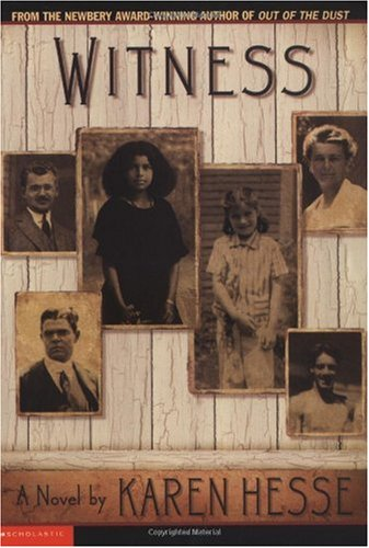 Witness   2001 edition cover