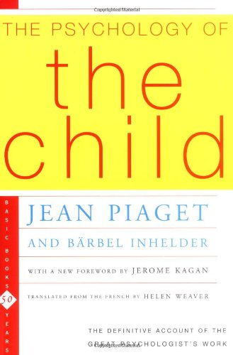 Psychology of the Child   2000 edition cover