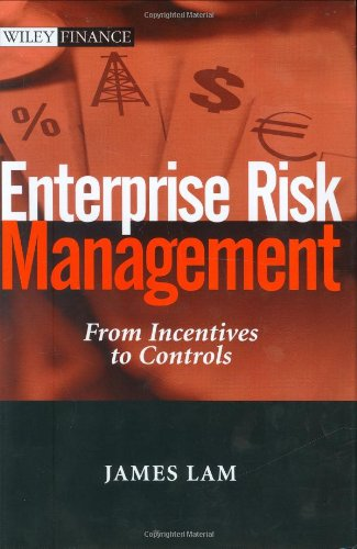 Enterprise Risk Management From Incentives to Controls  2003 edition cover