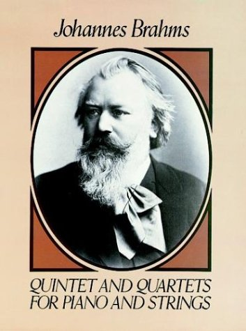 Quintet and Quartets for Piano and Strings  N/A edition cover