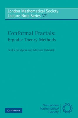 Conformal Fractals Ergodic Theory Methods  2010 9780521438001 Front Cover