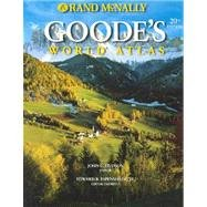 Goode's World Atlas:   1999 edition cover