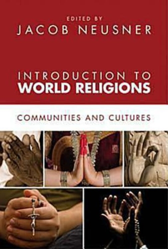 Introduction to World Religions Communities and Cultures  2010 edition cover