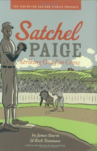Satchel Paige Striking Out Jim Crow  2007 (Revised) edition cover