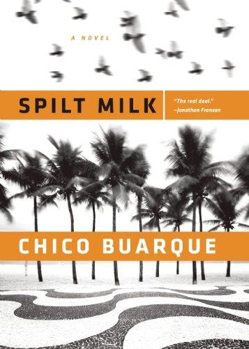 Spilt Milk  N/A edition cover