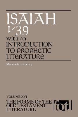 Isaiah 1-39 Aith An Introduction to Prophetic Literature  1996 edition cover