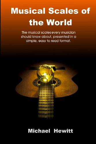 Musical Scales of the World  0 edition cover