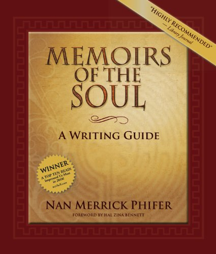 Memoirs of the Soul A Writing Guide N/A 9780984206001 Front Cover