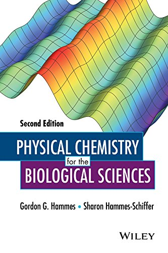 Physical Chemistry for the Biological Sciences  2nd 2015 9781118859001 Front Cover