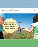 Human Intimacy Marriage, the Family, and Its Meaning 11th 2014 edition cover