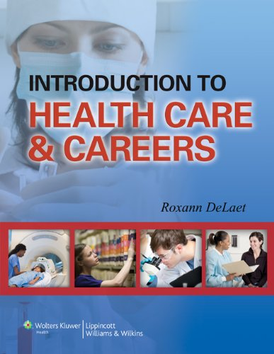 Introduction to Health Care and Careers   2012 edition cover