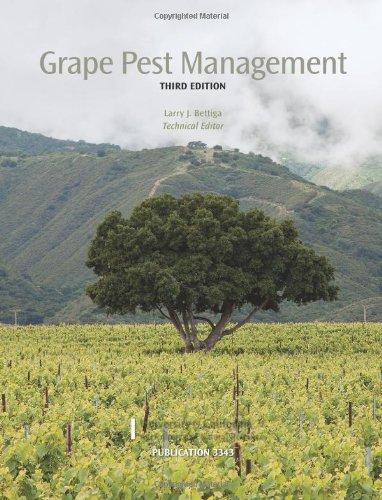 Grape Pest Management   2013 edition cover
