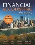 FINANCIAL ACCOUNTING FOR MBAS-W/ACCESS  N/A edition cover
