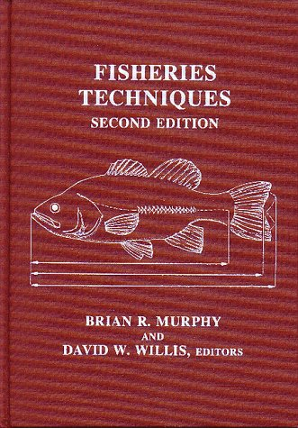 Fisheries Techniques 2nd 1996 edition cover