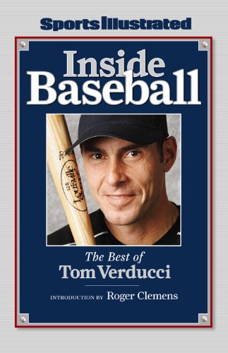Inside Baseball The Best of Tom Verducci N/A 9781933405001 Front Cover