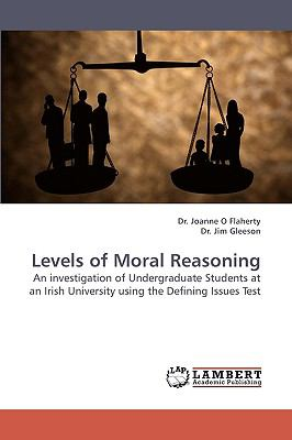 Levels of Moral Reasoning   2009 9783838319001 Front Cover
