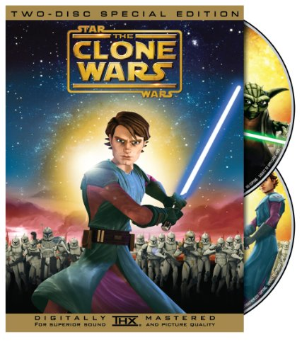 Star Wars: The Clone Wars (Two-Disc Special Edition) System.Collections.Generic.List`1[System.String] artwork