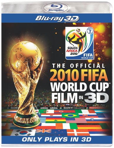 The Official 2010 FIFA World Cup Film [Blu-ray 3D] System.Collections.Generic.List`1[System.String] artwork