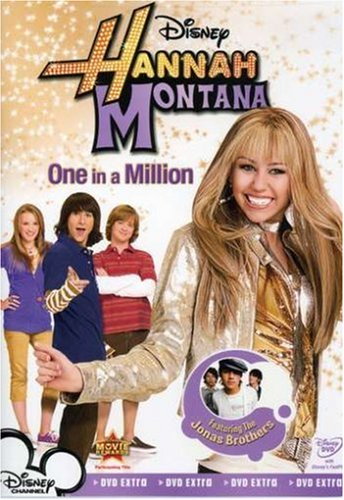 Hannah Montana: One in a Million System.Collections.Generic.List`1[System.String] artwork