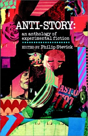 Anti-Story An Anthology of Experimental Fiction  1971 edition cover