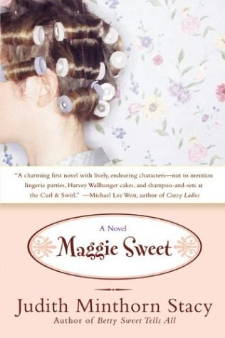 Maggie Sweet A Novel N/A 9780060538002 Front Cover