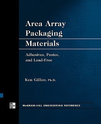 Area Array Packaging Materials N/A 9780071738002 Front Cover
