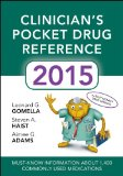 Clinicians Pocket Drug Reference 2015  6th 2015 edition cover