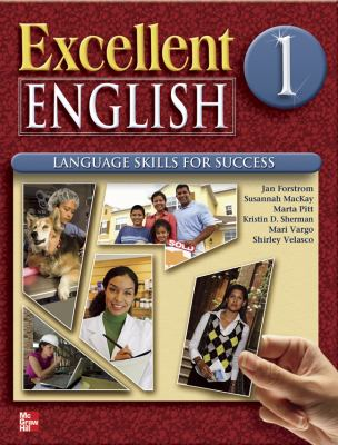 Excellent English   2009 9780078052002 Front Cover