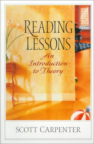 Reading Lessons An Introduction to Theory  2000 edition cover