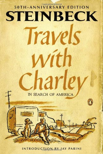 Travels with Charley in Search of America  50th 2012 edition cover