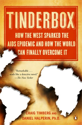 Tinderbox How the West Sparked the AIDS Epidemic and How the World Can Finally Overcome It N/A edition cover