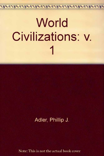 World Civilizations  1st 9780314068002 Front Cover