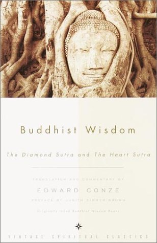 Buddhist Wisdom The Diamond Sutra and the Heart Sutra  2001 edition cover