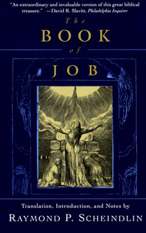 Book of Job   1999 edition cover