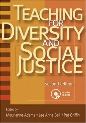 Teaching for Diversity and Social Justice  2nd 2007 (Revised) edition cover
