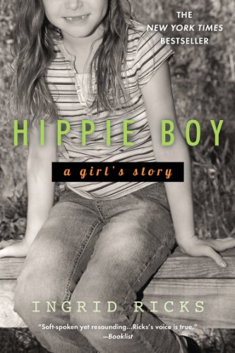 Hippie Boy A Girl's Story N/A edition cover