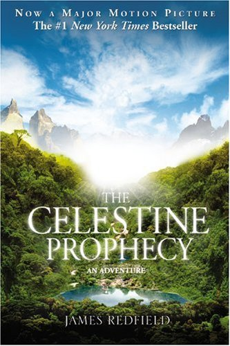 Celestine Prophecy An Adventure Reprint  9780446671002 Front Cover