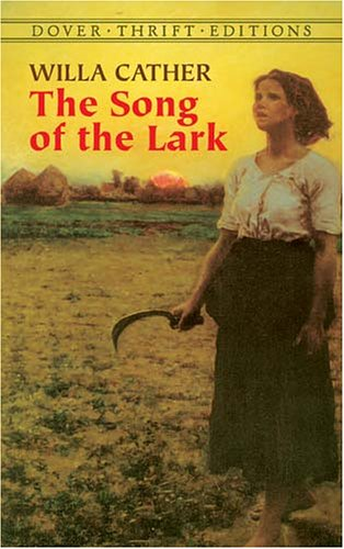 Song of the Lark   2004 edition cover