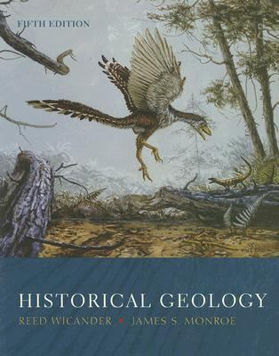 Historical Geology  5th 2007 9780495110002 Front Cover