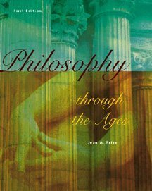 Philosophy Through the Ages   2000 9780534567002 Front Cover