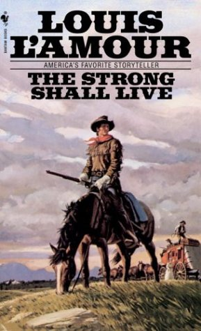 Strong Shall Live Stories N/A 9780553252002 Front Cover