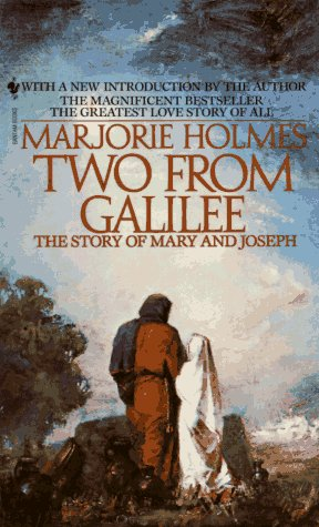 Two from Galilee The Story of Mary and Joseph N/A 9780553281002 Front Cover