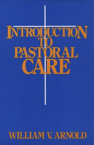 Introduction to Pastoral Care  N/A edition cover