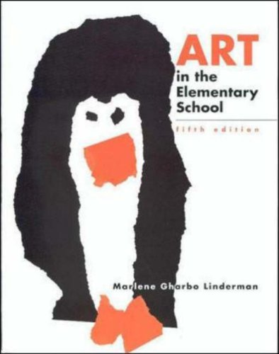 Art in the Elementary School  5th 1997 (Revised) 9780697125002 Front Cover