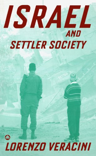 Israel and Settler Society   2006 (Annotated) 9780745325002 Front Cover