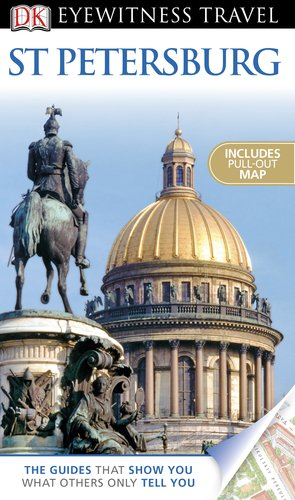 Eyewitness Travel Guide - St. Petersburg  N/A edition cover