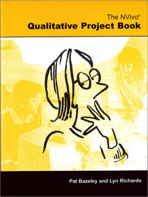 Nvivo Qualitative Project Book   2000 9780761970002 Front Cover