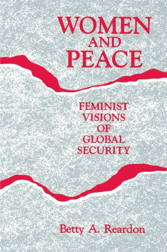 Women and Peace Feminist Visions of Global Security  1993 edition cover